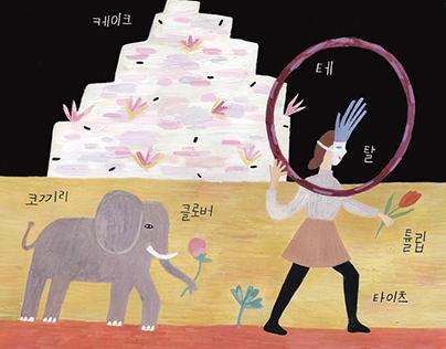 Корейская азбука