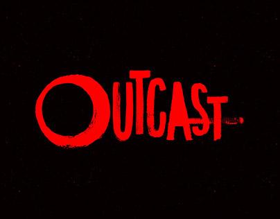 Outcast. Logo Design