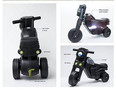 Wheels for Water // Bronze Loerie Winner