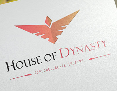 House Of Dynasty Logo Design