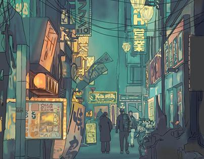 Neon Cities (Asia)