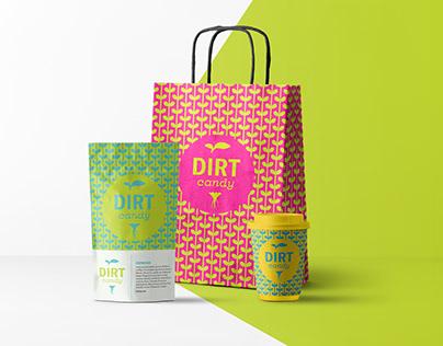 Dirt Candy Rebrand