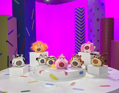 Bubble Bellies TVC - Asistencia de arte