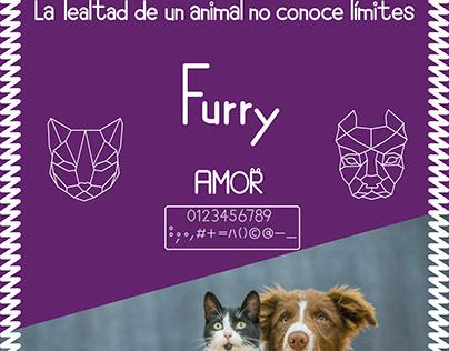 Tipografía (Furry) Franklin Cabrera