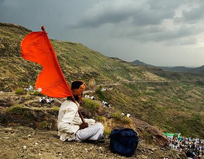 Palkhi Festival (color)