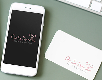 Logotipo - Cláudia Dornelles