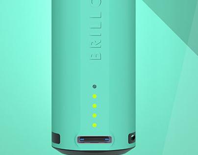 Brillo - Lantern / Flashlight
