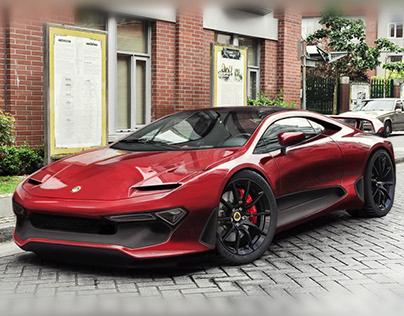 Revival Project - Lotus Esprit