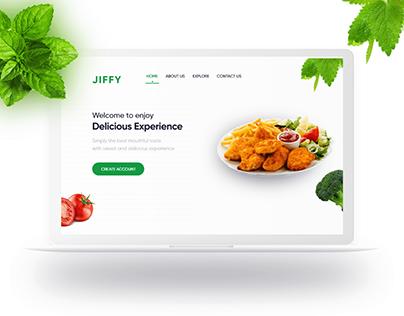 JIFFY: Day Planning Website