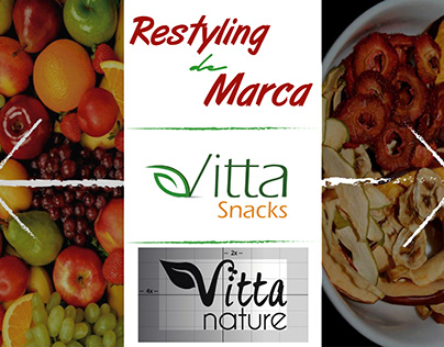 Rediseño Vitta Snacks / Vitta Nature