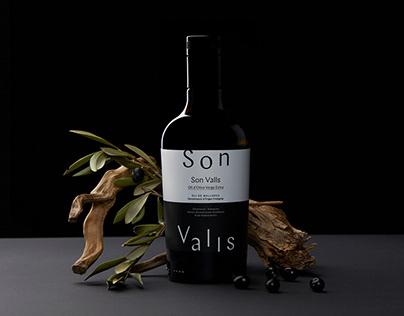 Son Valls - Oli d'Oliva Verge Extra