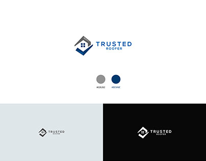 Trusted Roofing logo