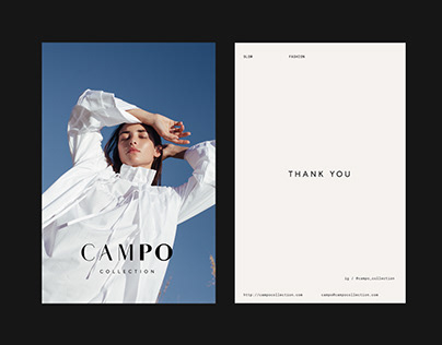 Campo Collection _ Branding