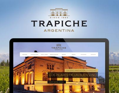 Trapiche - Web Design