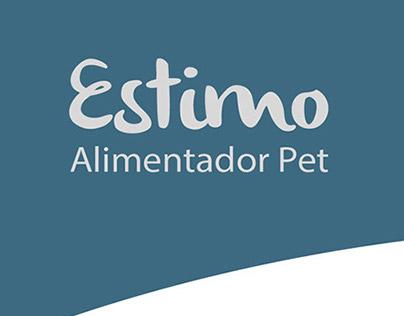 Produto para monitoramento de animais de estimação.