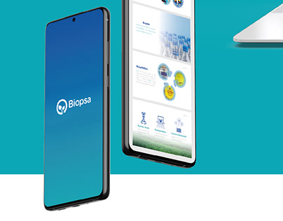 Biopsa Branding and Communication