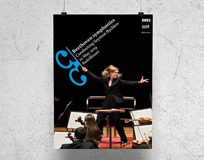 Czech Philharmonic redesign