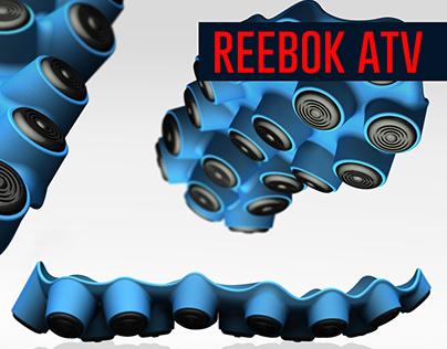 Reebok 3D CAD