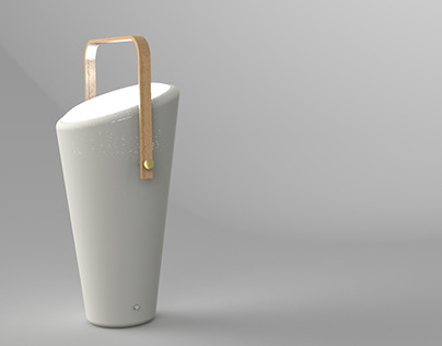 Digital Modeling & Rendering using: Fusion 360, Keyshot