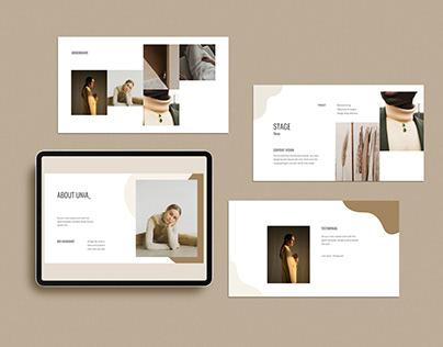UNIA_ Media Kit Branding Template Presentation