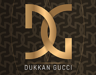 DOKKAN GUCCI Brand Identity