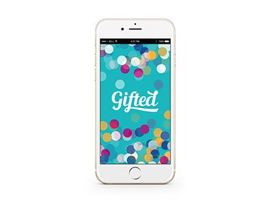 Gifted - App Prototype