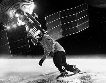 """""""Space Boarding"""""""