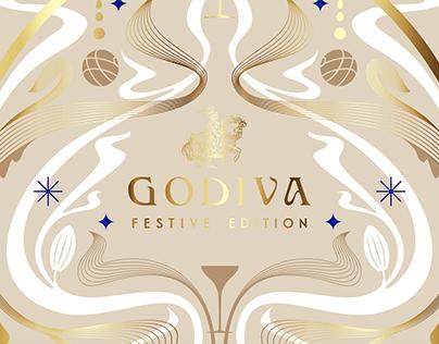 art nouveau festive edition concept