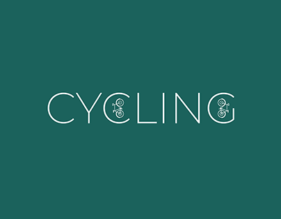Cycling, Motion Graphics.