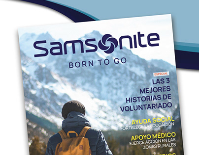 Revista Samsonite