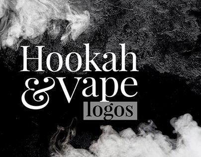 Hookah & Vape logos