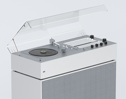 ▼▲ Once In A While Renders № 56 Braun TC 40