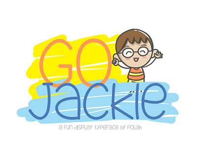 Go Jackie Free Font