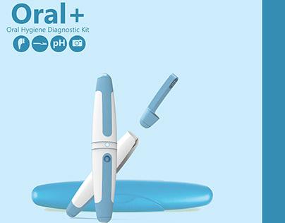 ORAL+ Oral Hygiene Diagnostic Kit