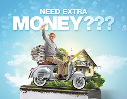 Need Extra Money