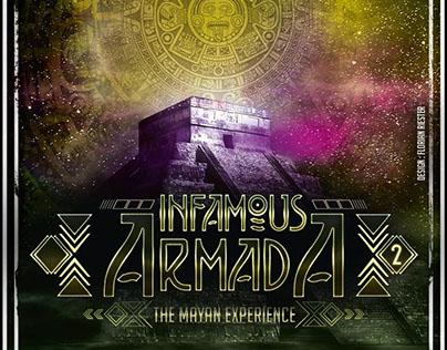 Infamous Armada 2 w/ Tek Hilarant, TlescoP, Lenny Dee
