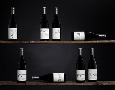 Weingut Magerl: Corporate Design
