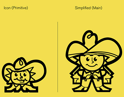 Amigo Man - Character Identity Re-Design
