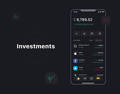 Investments — app