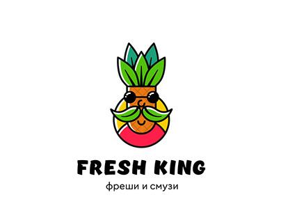 Fresh King | Logo & Identity