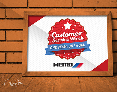 METRO 2017 Customer Service Week