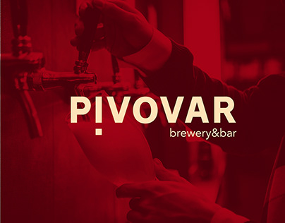 Branding for brewery/bar