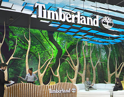 Timberland Networking Lounge