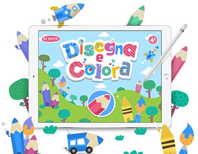 Disegna e Colora (Draw and Colour)
