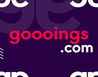 Goooings logo