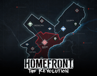 UI - Homefront: The Revolution