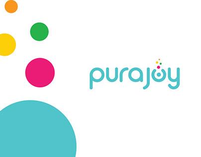 Purajoy Brand identity & guidelines