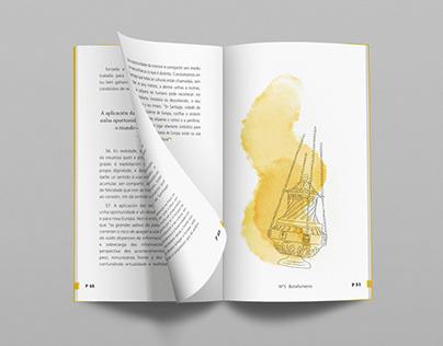 Ilustraciones para proyecto editorial del Año Santo