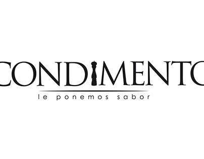 Logo Condimento