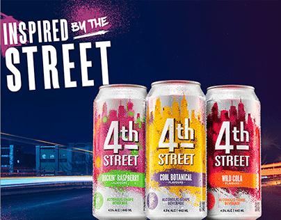 4th STREET Spritzer Launch